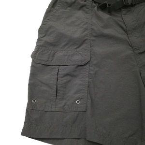 Croft & Barrow Shorts - Croft & Barrow Nylon Cargo Utility Shorts Size 40